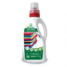 ЭКО Концентрат BIOSOAP для стирки цветного белья (1,5 л)