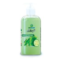 ЭКО Крем-мыло STEFI 0,5 л (огурец и зеленый чай)
