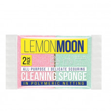Губки полимерные LEMONMOON (2 шт) (L101)