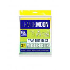 Салфетка из микрофибры LEMONMOON (3 шт) (LM200)