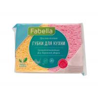 Губки для кухни FABELLA (4 штуки) (Н103)